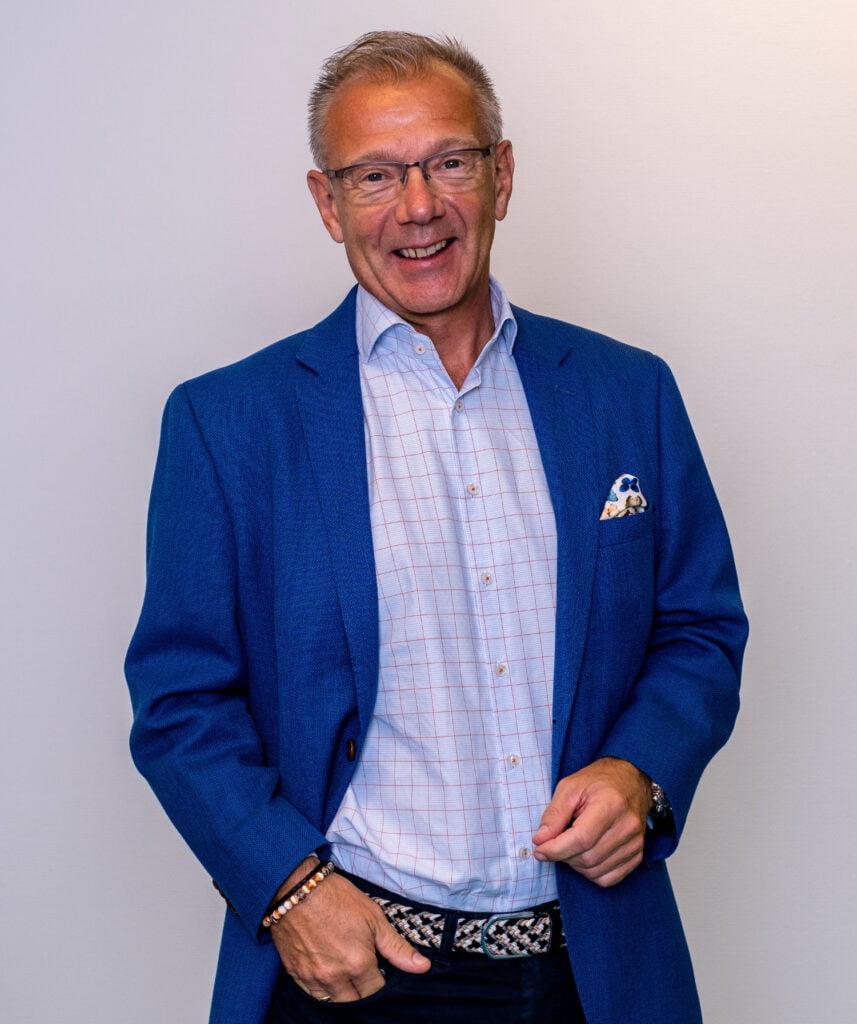 Partner Odd-Arne Krogstad - Skagerak Consulting